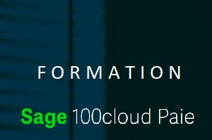 Formation SAGE 100Cloud Paie