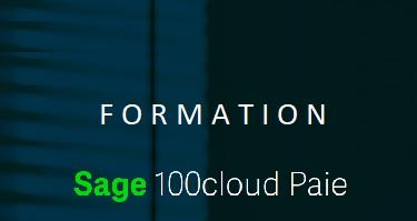 Formation SAGE 100Cloud Paie