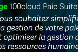 SAGE 100Cloud Paie et RH